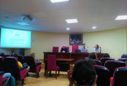 La cátedra Contra el Estigma presenta su premio TMF