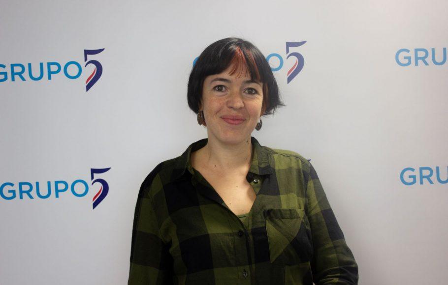 Paloma Arenas Grupo 5