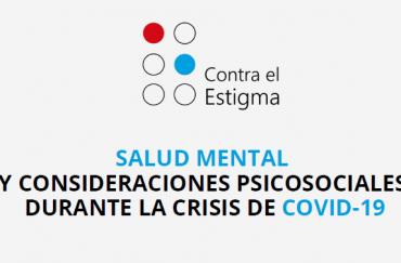 Guía Salud Mental y Covid-19