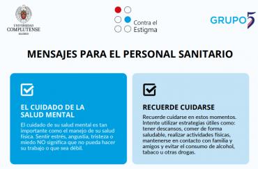Infografía Personal Sanitario